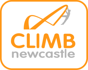 Climb Newcastle Logo