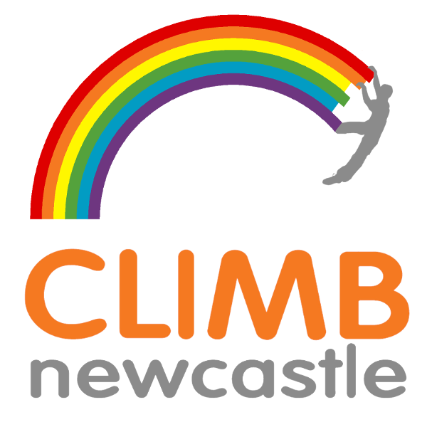 Climb Newcastle Rainbow