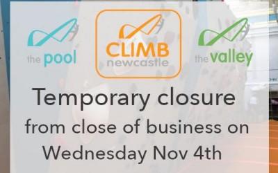 Covid 19 Update: Temporary closure