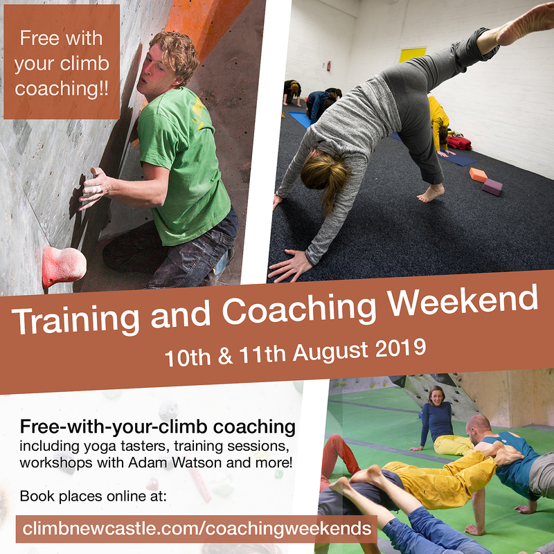 The coaching and training weekend is a unique opportunity to get expert advice.