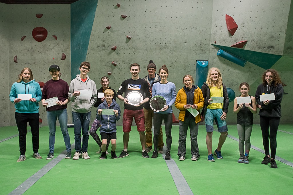 Winter Bouldering Series